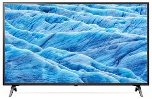 telewizor 60-calowy LG 60UM7100 4K UHD WebOS HDR WiFi